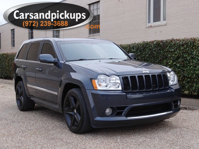 2007 Jeep Grand Cherokee 4WD 4dr SRT-8  Carfax Certified2007 Jeep Grand CherokeeAWDSRT-8