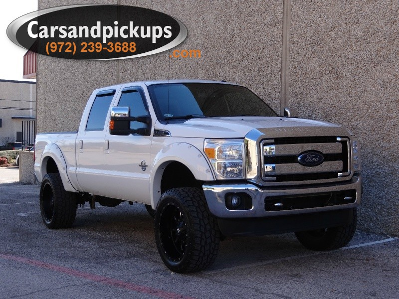 2012 Ford Super Duty F-250 4WD Crew Cab 2 OwnerClean Carfax2012 Ford Super-Duty F-25067L