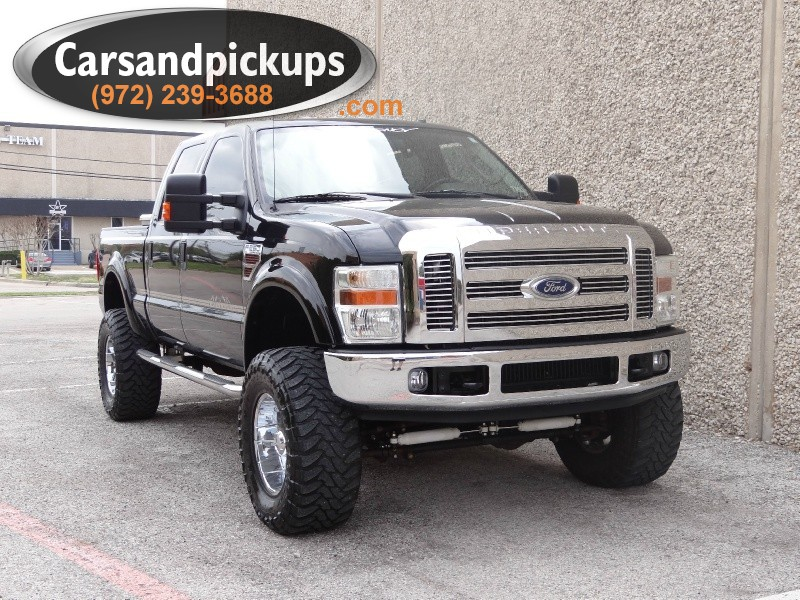 2008 Ford Super Duty F-250 SRW 4WD Crew Cab One OwnerClean Carfax2008 Ford Super DutyF250