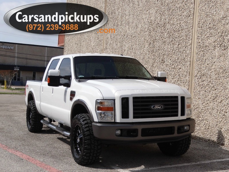2008 Ford Super Duty F-250 SRW 4WD Crew Cab 2 OwnerClean Carfax2008 Ford Super Duty F-250