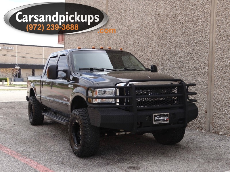 2007 Ford Super Duty F-250 4WD Crew Cab Lariat Clean Carfax2007 Ford Super Duty F-2504x4C