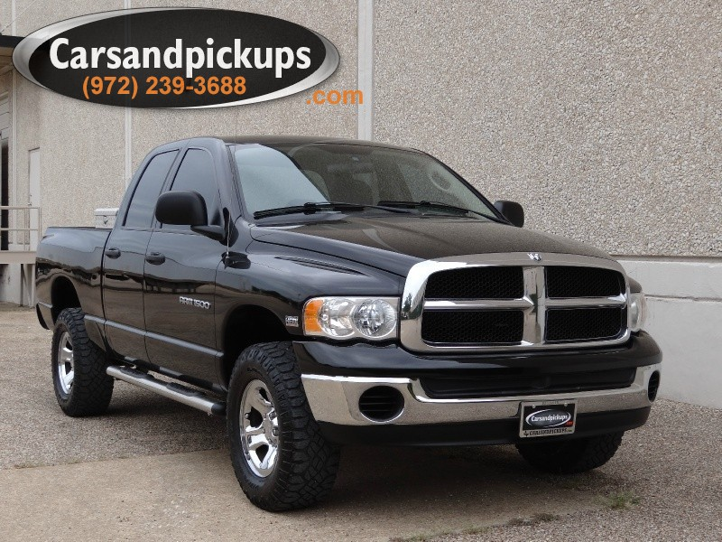 2005 Dodge Ram 1500 4dr Quad Cab 2 OwnerCarfax Certified2005 Dodge Ram 1500Quad Cab4x4