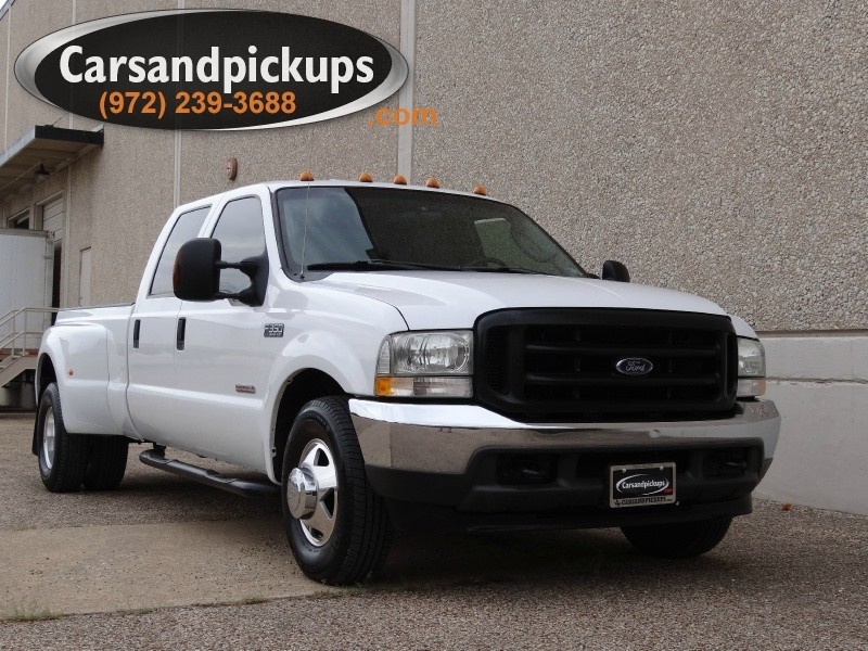 2004 Ford F-350 Dually Crew Cab XLT Clean Carfax2004 Ford F-350DuallyCrew CabXLT Packag