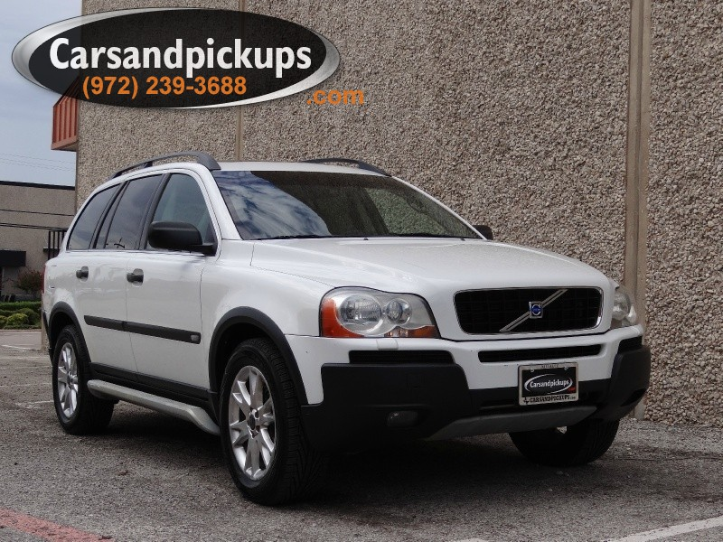 2004 Volvo XC90 4dr 29L Twin Turbo AWD w3rd Ro Clean Carfax2004 Volvo XC9029L Twin Turbo