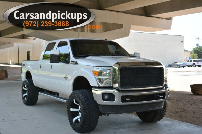 2012 Ford F-250 2 OwnerClean Carfax2012 Ford F-2504x4Crew CabLariat PackageLeather In