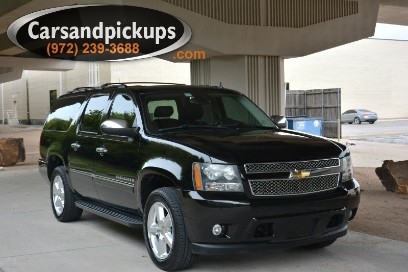 2009 Chevrolet Suburban 4WD 4dr 1500 LTZ 1 OwnerCarfax Certified2009 Chevrolet Suburban4x4