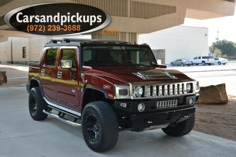 2005 Hummer H2 4dr Wgn SUT Clean Carfax2005 Hummer H2WagonSUTLeather InteriorNavigatio