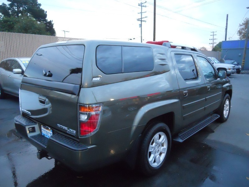 2006 honda ridgeline rtl with camper shell inventory. Black Bedroom Furniture Sets. Home Design Ideas
