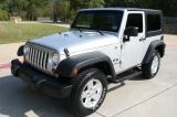 Jeep Wrangler X 4X4 2008