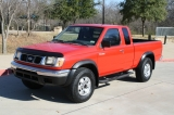 Nissan Frontier 4WD XE V-6 1999