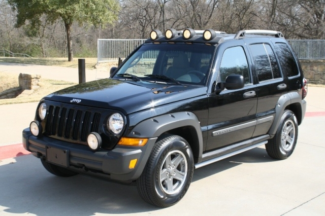 2006 jeep liberty 4dr renegade inventory mansfield motors auto dealership in mansfield texas. Black Bedroom Furniture Sets. Home Design Ideas
