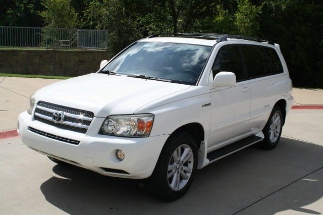 2007 toyota highlander hybrid 2wd 4dr w 3rd row natl inventory mansfield motors auto. Black Bedroom Furniture Sets. Home Design Ideas