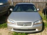 Honda Accord Sdn 1999
