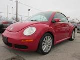 Volkswagen New Beetle Convertible 2008