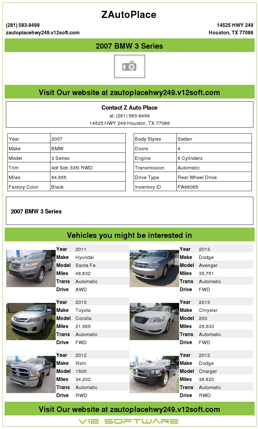 Yahoo used cars houston for Houston press backpage