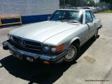 Mercedes-Benz 560 Series 1987