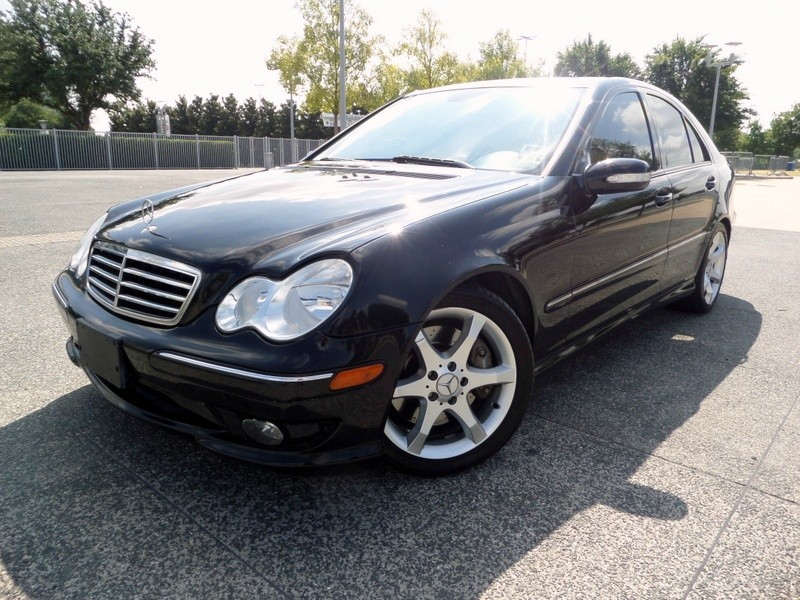 2007 mercedes benz c class c230 sport for sale in dallas for Mercedes benz c230 sport 2007