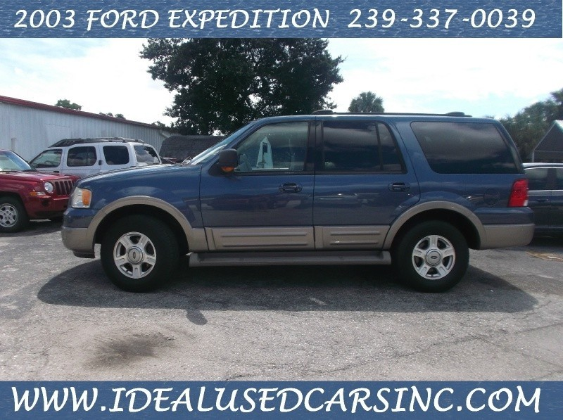 7,990, 2003 Ford Expedition