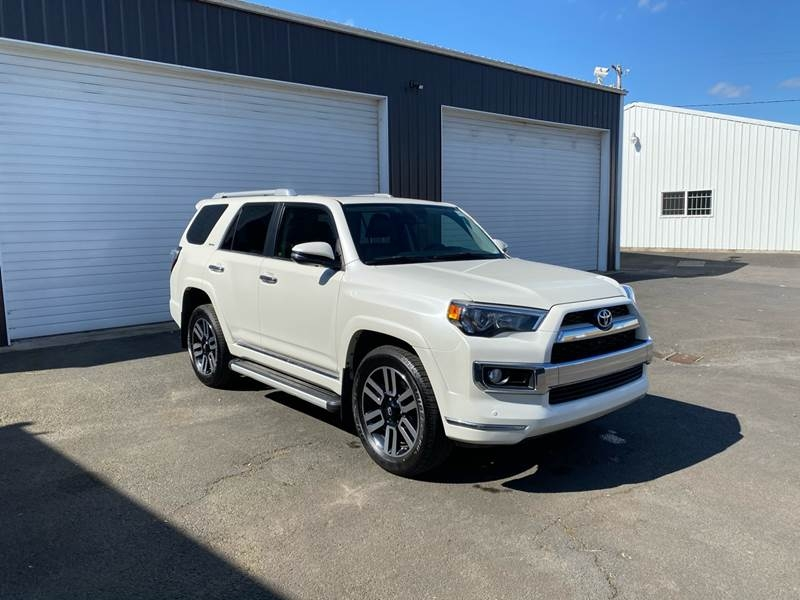 2016 toyota 4runner limited awd 4dr suv cars - mcminnville, or at geebo
