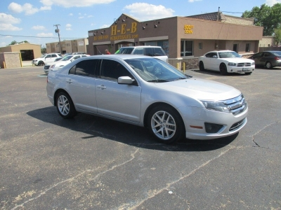Ford Fusion* 2010