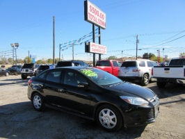 Ford Focus 500.00 TOTAL DOWN ALL CREDIT 2013