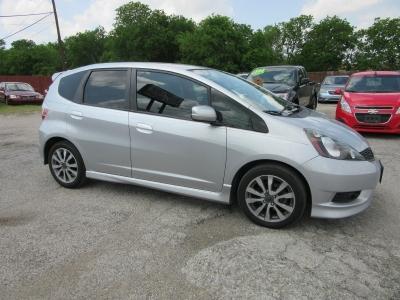 Honda Fit 500.00 TOTAL DOWN 2012
