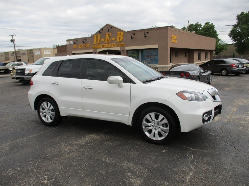 Acura RDX  500.00 total down all credit 2011