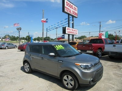 Kia Soul 500.00 total down 2015