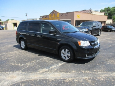 Dodge Grand Caravan 500.0 total down all credit 2013