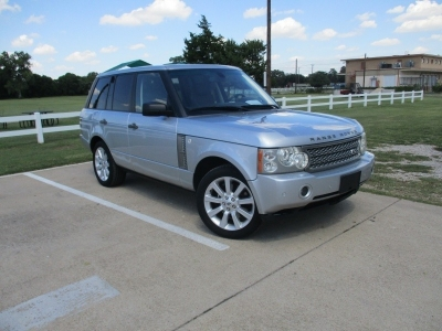 Land Rover Range Rover SUPERCHARGED 2006