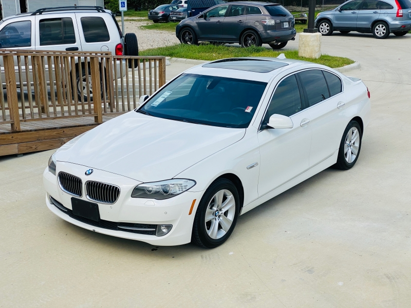 2013 bmw 5 series 4dr sdn 528i rwd cars - kemah, tx at geebo