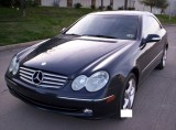 Mercedes-Benz CLK 320 2003