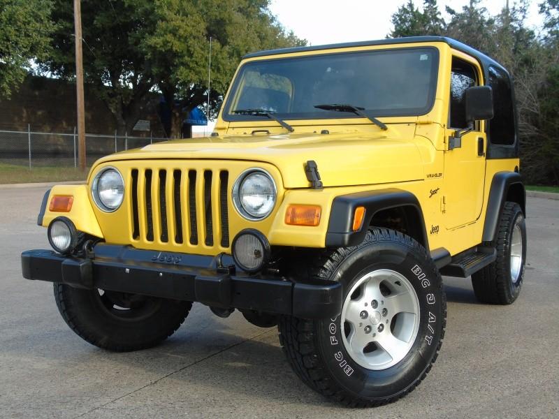 2001 jeep wrangler for sale in dallas tx cargurus. Black Bedroom Furniture Sets. Home Design Ideas