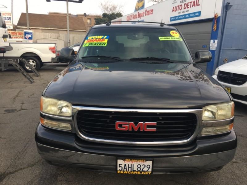 2003 GMC Yukon XL 4dr 1500 SLT 180530 miles Stock 151981 VIN 3GKEC16T23G151981