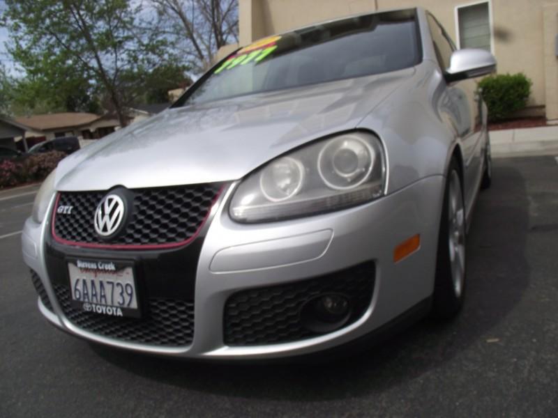 2007 Volkswagen GTI 4dr HB DSG Silver 113600 miles Stock 235682 VIN WVWHV71K27W235682