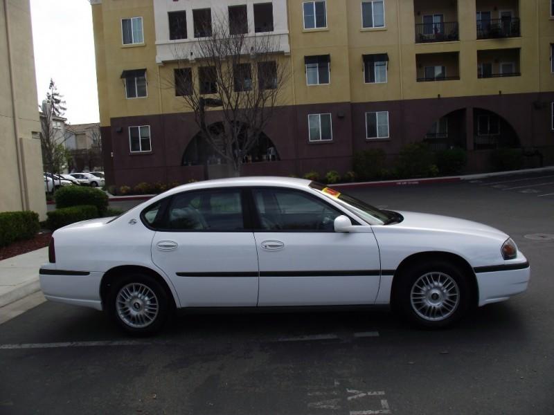 2000 Chevrolet Impala 4dr Sdn 49900 miles Stock 269173 VIN 2G1WF55K0Y9269173
