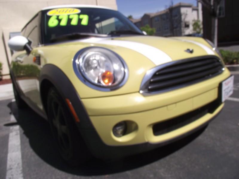 2010 Mini Cooper Hardtop 2dr Cpe 74460 miles Stock Z66352 VIN WMWMF3C57ATZ66352