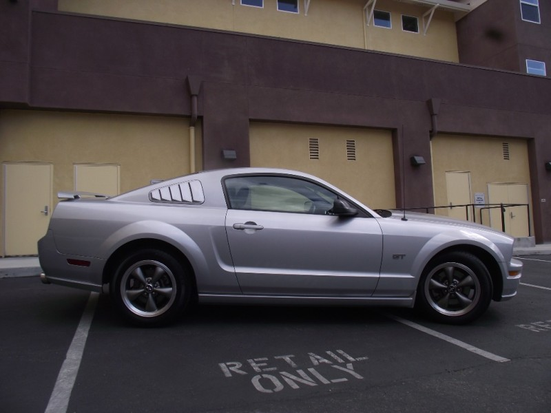 2005 Ford Mustang 114550 miles Stock 132186 VIN 1ZVFT82H455132186