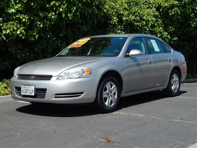 2008 Chevrolet Impala 4dr Sdn LS 108000 miles Stock 147169 VIN 2G1WB58K389147169