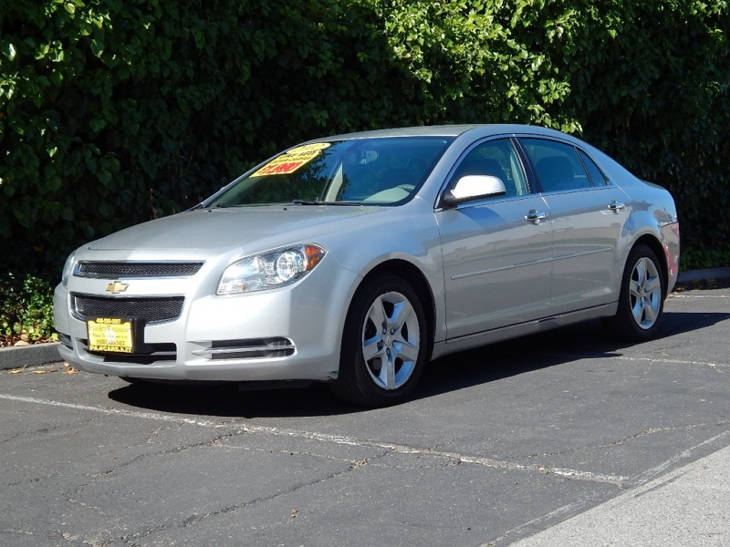 2012 Chevrolet Malibu 4dr Sdn LT w1LT 115000 miles Stock 276169 VIN 1G1ZC5E05CF276169