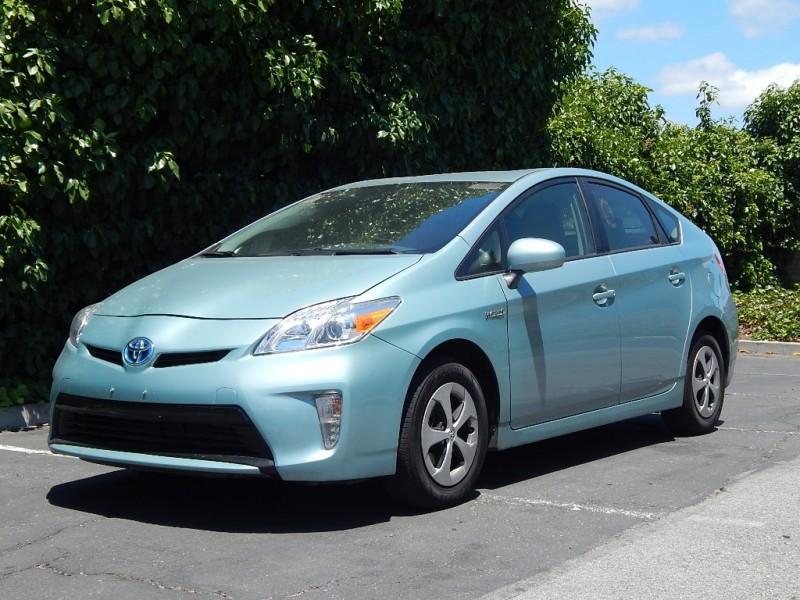 2015 Toyota Prius 19990 miles Stock 002830 VIN JTDKN3DU8F2002830