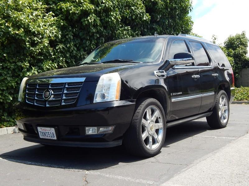 2009 Cadillac Escalade Black 122000 miles Stock 130203 VIN 1GYFC43509R130203