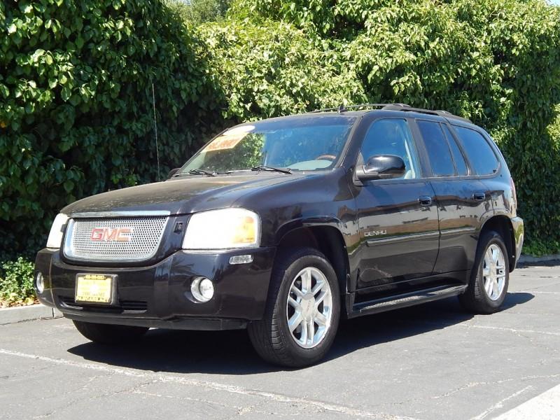 2006 GMC Envoy 4dr 2WD Denali Black 140000 miles Stock 278241 VIN 1GKES63M262278241