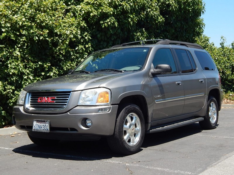 2006 GMC Envoy XL 4dr 4WD SLE-3RD Row Gray Gray 145557 miles Stock 13294 VIN SE1GKET16S66
