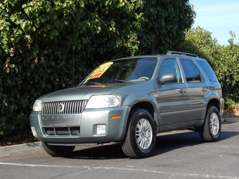 2007 MERCURY MARINER 4WD 4DR LUXURY