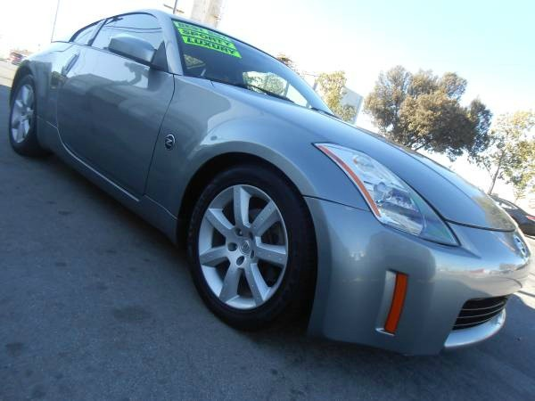 2004 Nissan 350 Z 2dr Cpe automaticl Copy and paste this link to see the LIVE Youtube video walk