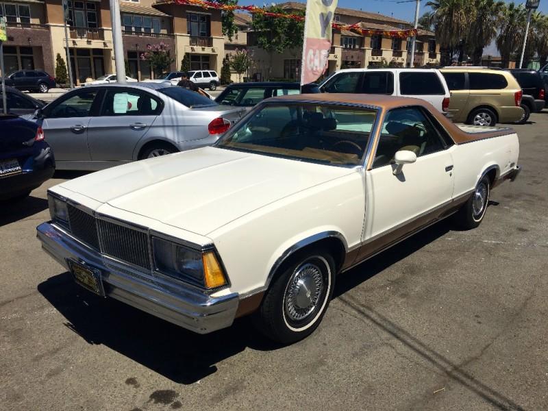 1978 GMC Caballero 2dr Cpe LAREDO 110837 miles Stock 501877 VIN 5W80L8Z501877