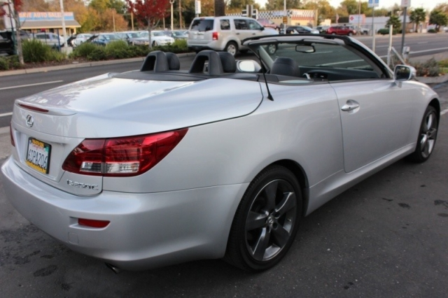 2011 Lexus Is 250c 2dr Conv Auto 18 998 Sacramento Ca