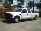 Ford SD F350 SRW 2008