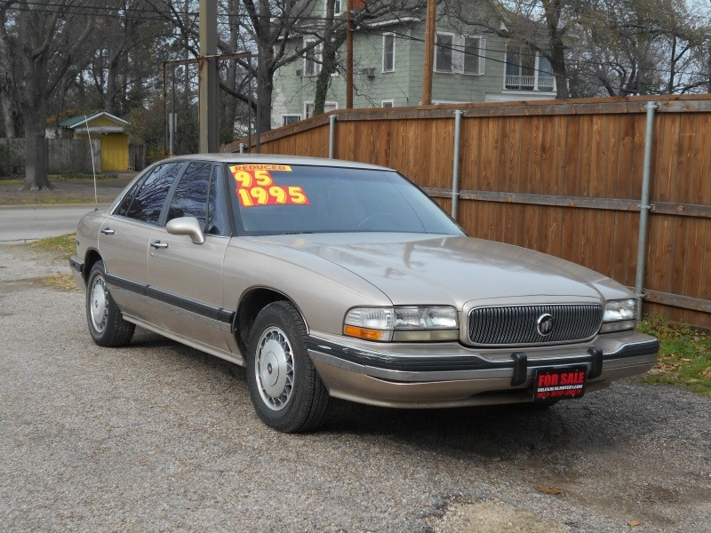 1995 Buick Lasabre Limited Inventory Trucks Unlimited